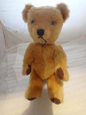 Dean's Vintage Fully Jointed Teddy Bear