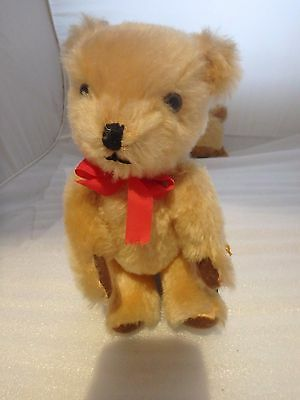Small Dean's Vintage Fully Jointed Teddy Bear