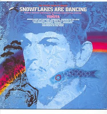"Tomita - Snowflakes Are Dancing - 12"" Vinyl Lp"