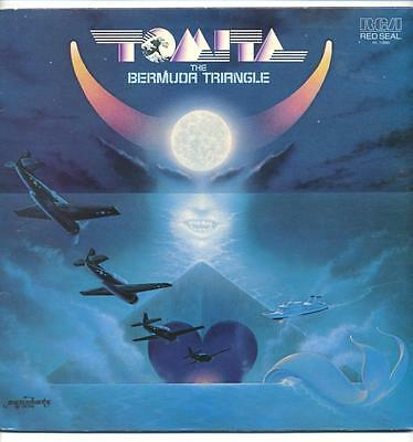 "Tomita - The Bermuda Triangle - 12"" Vinyl Lp"