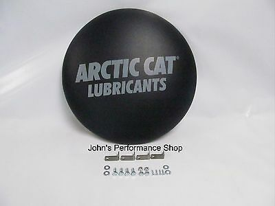 Arctic Cat Black Collector Drum Seat Top ONLY Fits All Collector Drums 7639-874