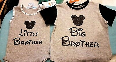 Big Brother/ Little Brother Iron on transfer - price is for both xfers!