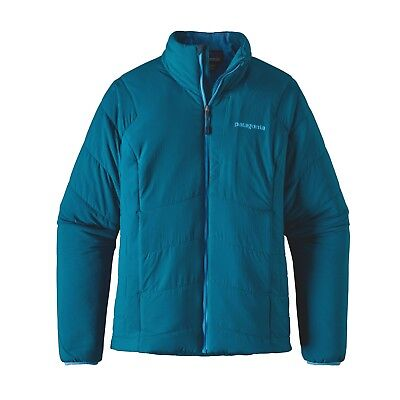 Patagonia Women's Nano-Air Insulated Jacket - Big Sur Blue