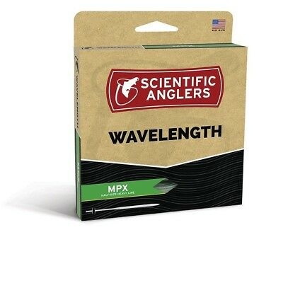 Scientific Anglers Wavelength MPX Textured Fly Line Series