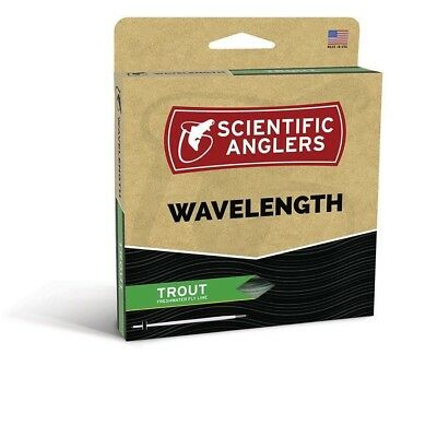 Scientific Anglers Wavelength Trout Fly Line Series