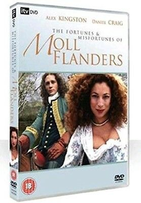 The Fortunes & Misfortunes Of Moll Flanders DVD