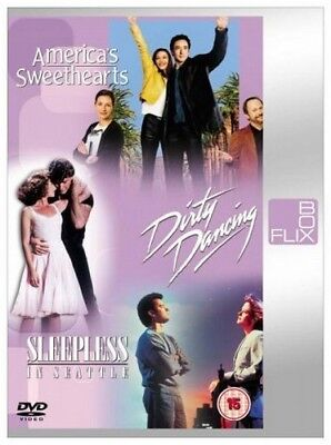 Americas Sweethearts/Sleepless In Seattle/Dirty Dancing DVD [2001]