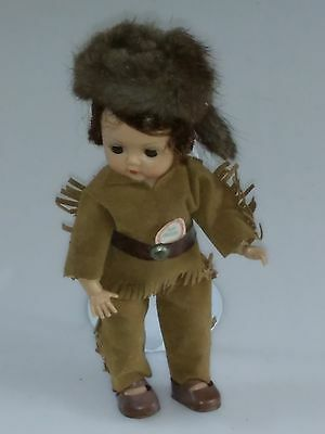 """1954-55 Davy Crockett """"Muffie"""" Doll -  All Original... with Tag RARE"""