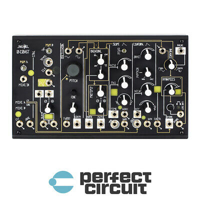 Make Noise 0-Coast No-Coast Desktop Modular SYNTHESIZER - NEW - PERFECT CIRCUIT