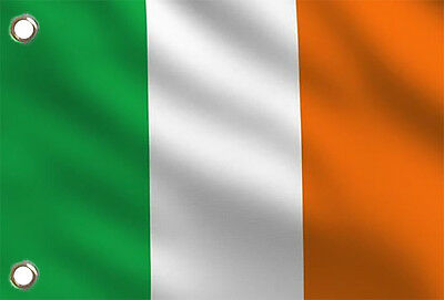 Ireland Irish Republic Eire Large Flag 5 x 3ft Dublin St Patrick Day Football