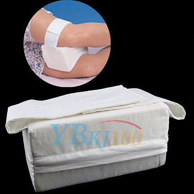Cushion Comfort Sleeping Bed Aid Divided Back Leg Pain Support Knee Relex Pillow