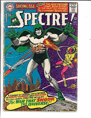 Showcase #60 1st Silver Age Appearance of Spectre DC Comics 1966