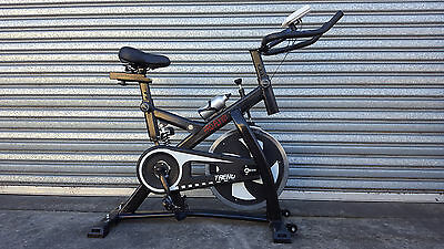 BLACK SERIES - New Commercial Pro-101 Spin Exercise Bike Home Gym Fitness