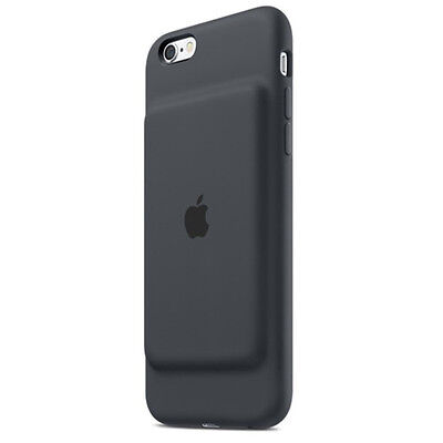 B0536464 Cover Battery Case Apple Iphone 6S Grigio [Mgql2Zm/a]