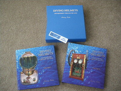 Diving Helmets And Equipment Through The Ages Stunning Book