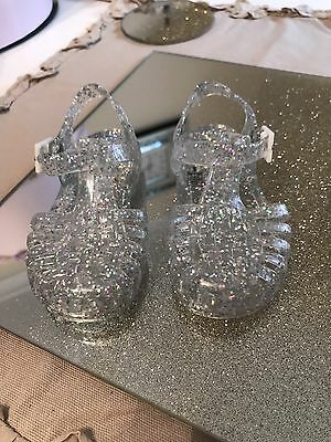 Baby Girls Jelly Shoes Infant Size 3