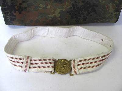 1950s WARSAW PACT BULGARIAN COMMUNIST ARMY OFFICERS PARADE BELT