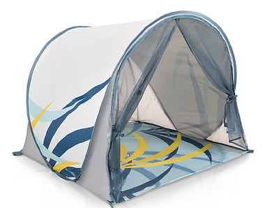Brand new in pack Babymoov Anti UV tent tropical with pegs and mosquito net