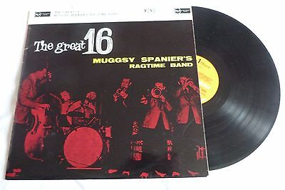 Muggsy Spanier's Ragtime Band - The Great 16 - Rca Rd - 27132 - Immaculate!