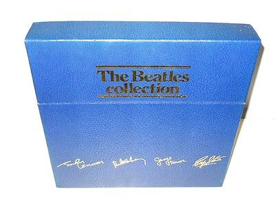 """The Beatles """"collection"""" Box Only No Lp Vinyl Netherlands Top Condition!"""