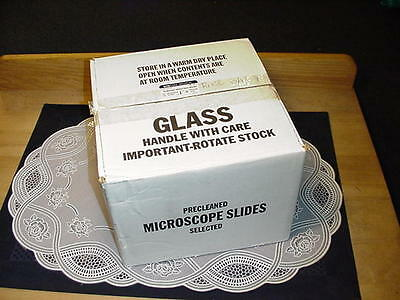 BioCare Medical Q-Barrier Microscope Slides Two-thirds Barrier SFHB1367 B Case