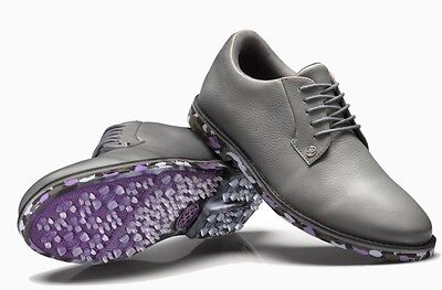 G/FORE Mens Gallivanter Charcoal Golf Shoe Size 9.5 US Brand New