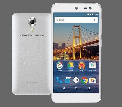 General Mobile 4G / Android One / Dual Sim / Top Handy / Schnäppchen