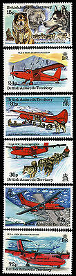 B.A.T. 218-23 MNH - Old and New Transportation