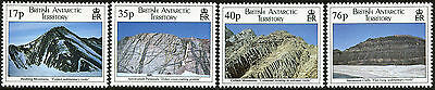 B.A.T. 231-4 MNH - Geological Structures