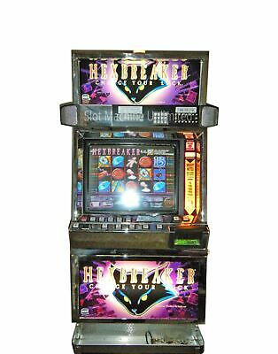 "Igt I-Game Coinless Video Machine ""hexbreaker*  * Lcd Monitor *"