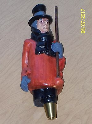 Extremely Rare Upper Canada Rebellion Tap Handle