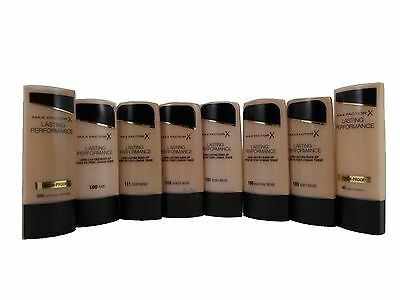 Max Factor Lasting Performance Foundation 35ml choose shade