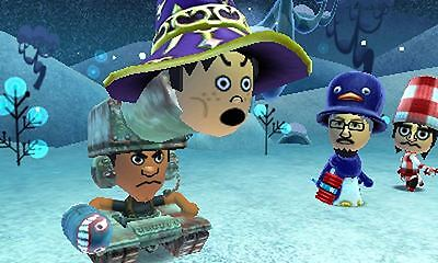 Miitopia Nintendo 3Ds Game