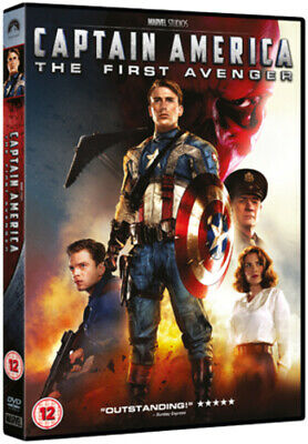 Captain America: The First Avenger DVD (2011) Chris Evans