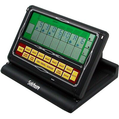 Portable Video Solitaire Touch-Screen Battery Operated Table or Laptop Game