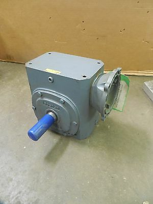 Boston Gear F732-30-B7-G 30:1 Ratio Right Angle Gearbox Speed Reducer 2.44Hp