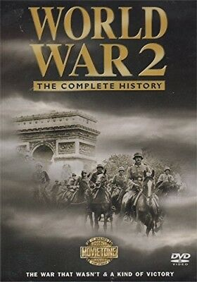 The Complete History Of World War 2: The War That Wasnt & A Kind Of Victory DVD