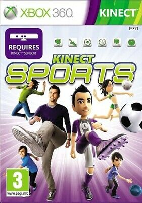 Kinect Sports (Xbox 360) VideoGames