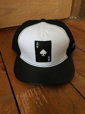Cayler And Sons 'Ace of Spades' Black Label Snapback Hat