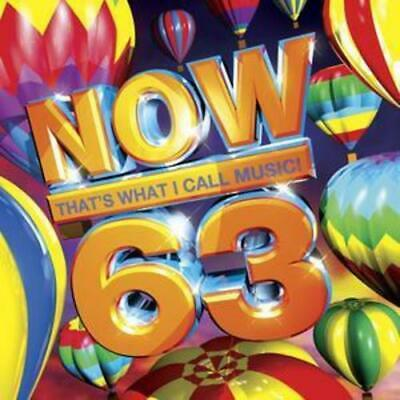 Various Artists : Now That's What I Call Music! 63 CD (2006)