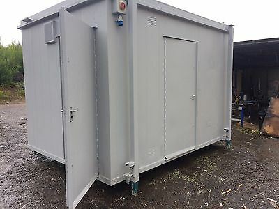 12x9 Thurston Anti Vandal Office  Toilet