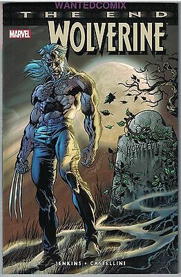 Wolverine The End Tpb 1 2 3 4 5 6 Death Of X-Men Logan Future Past Free Shipping