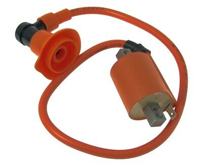 Ignition coil 2EXTREME RACING 1-Pin BENZHOU YY50QT-15 (Retro Star)