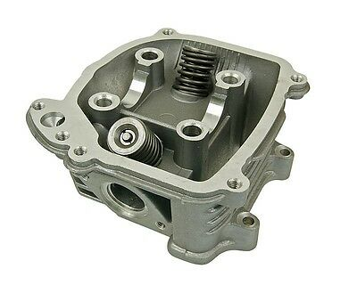 Cylinder head with SAS GY6 125cc 152QMI - Enginero-Storm 125