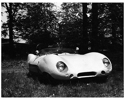 1956 Lotus 11 LeMans Series 1 Coventry Climax Photo ca7443