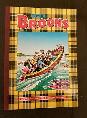The Broons Book1983  Hardback Edition D C Thomson