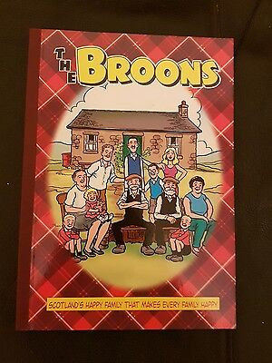 The Broons Book 2007  Hardback Edition D C Thomson