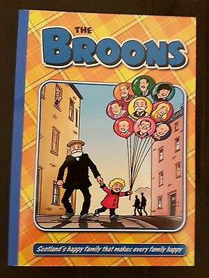 The Broons Book 2009  Hardback Edition D C Thomson