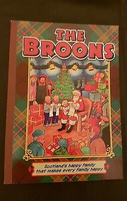 The Broons Book 2013 Hardback Edition D C Thomson