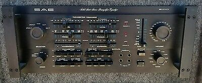 Vintage SAE 2100 Control Amplifier Preamplifier Preamp Equalizer EQ MM MC Phono